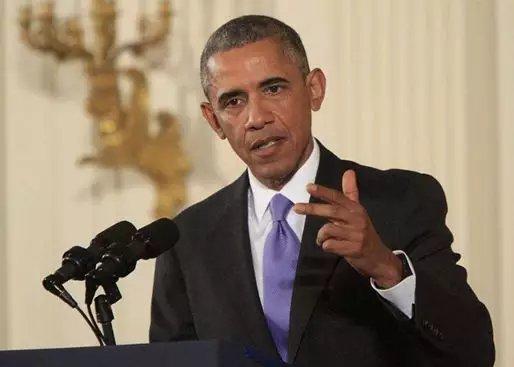 奥巴马痛斥WTO中的不正当竞争