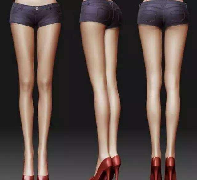 小腿快速变细的6个小秘诀