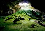 堪称世界自然遗产的洞穴